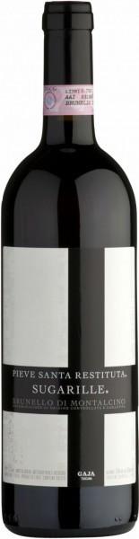 """Вино Gaja, Pieve Santa Restituta, """"Sugarille"""", Brunello di Montalcino DOCG, 2011"""