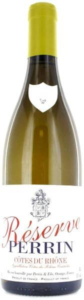 """Вино Perrin et Fils, """"Perrin Reserve"""" Cotes du Rhone AOC Blanc, 2010"""