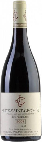 """Вино Domaine Jean-Jacques Confuron, Nuits-Saint-Georges """"Les Fleurieres"""" AOC, 2008"""