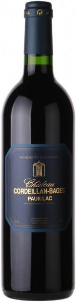 Вино Chateau Cordeillan-Bages, Pauillac AOC, 2011