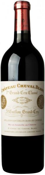 Вино Chateau Cheval Blanc St-Emilion AOC 1-er Grand Cru Classe 2000