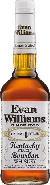 "Виски ""Evan Williams"" Bottled-in-Bond, 0.75 л"