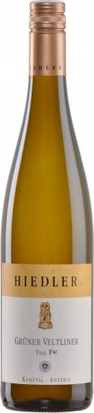 "Вино Hiedler, ""Thal"" Gruner Veltliner, Kamptal DAC, 2013"