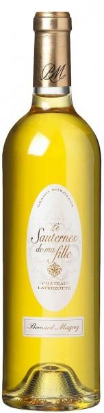 """Вино Chateau Latrezotte, """"Le Sauternes de ma Fille"""", 2012"""