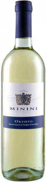 Вино Minini, Orvieto DOC, 2010