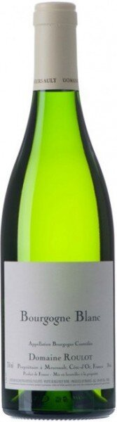 Вино Domaine Roulot, Bourgogne Blanc AOC, 2009