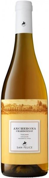"Вино ""Ancherona"" Chardonnay, Toscana IGT, 2014"
