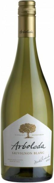 "Вино ""Arboleda"" Sauvignon Blanc DO, 2015"