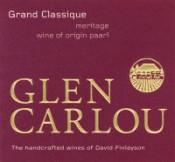 Вино Glen Carlou Grand Classique 2003