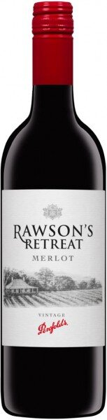 """Вино """"Rawson's Retreat"""" Merlot, 2015"""