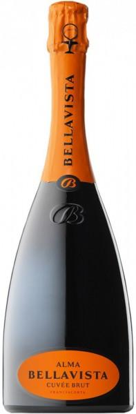 Игристое вино Bellavista Franciacorta Cuvee Brut