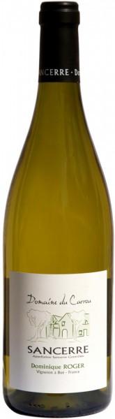 Вино Dominique Roger, Domaine du Carrou Sancerre Blanc, Loire Valley AOC, 2013, 0.375 л
