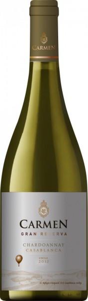 "Вино Carmen, ""Gran Reserva"" Chardonnay"