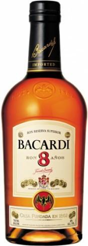 Ром Bacardi 8, 0.7 л