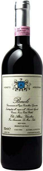 """Вино Elio Altare, Barolo """"Vigneto Arborina"""" DOCG, 2005"""