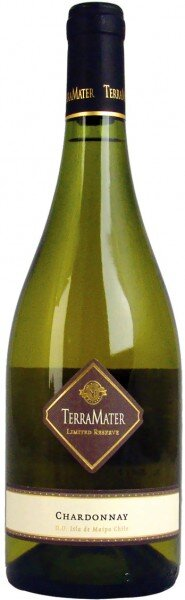 "Вино TerraMater, ""Limited Reserve"" Chardonnay, 2011"