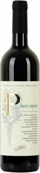 """Вино Fantinel, """"Vigneti Sant'Helena"""" Pinot Grigio, Collio DOC"""