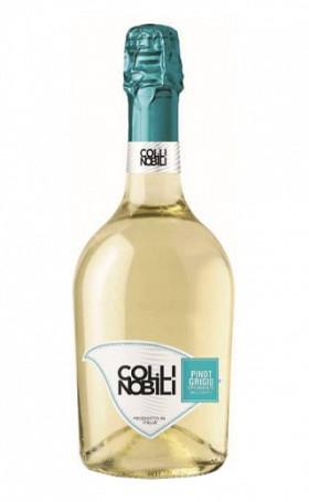 Игристое вино Kontarini Pinot Grigio Millezimato 0.75л