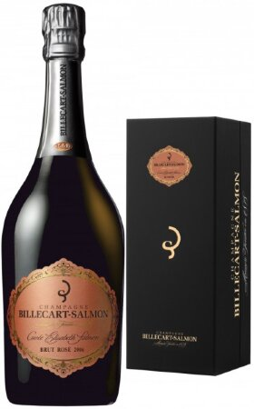 "Шампанское Billecart-Salmon, ""Cuvee Elisabeth Salmon"", 2006, gift box"