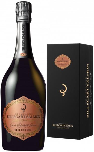 "Шампанское Billecart-Salmon, ""Cuvee Elisabeth Salmon"", 2006, gift box"