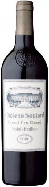 Вино Chateau Soutard (Saint-Emilion) Grand Cru Classe AOC, 2006