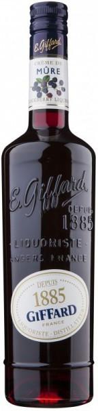 Ликер Giffard, Creme de Mure, 0.7 л
