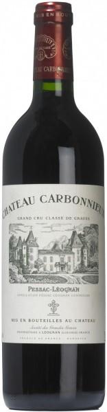 """Вино """"Chateau Carbonnieux"""" Rouge, Pessac-Leognan AOC Grand Cru Classe de Graves, 2011"""