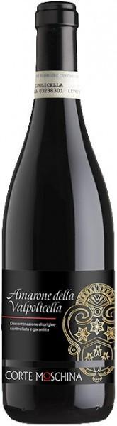 Вино Corte Moschina, Amarone della Valpolicella DOCG, 2013