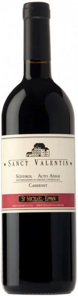 "Вино San Michele-Appiano, ""Sanct Valentin"" Cabernet, Alto Adige DOC, 2006"