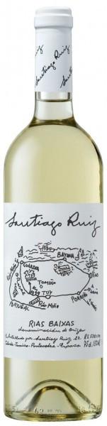 Вино Santiago Ruiz, Rias Baixas DO, 2014