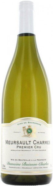 Вино Domaine Buisson-Charles, Meursault Premier Cru Charmes AOC, 2007