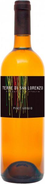 "Вино Lis Neris, ""Terre di San Lorenzo"" Pinot Grigio, Friuli Isonzo, 2015"