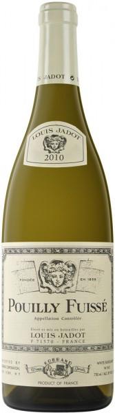 Вино Louis Jadot, Pouilly-Fuisse AOC, 2010
