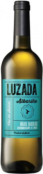 "Вино Paco & Lola, ""Luzada"", Rias Baixas DO, 2015"