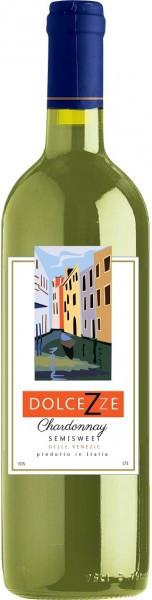 """Вино """"Dolcezze"""" Chardonnay delle Venezie IGT, 2013"""