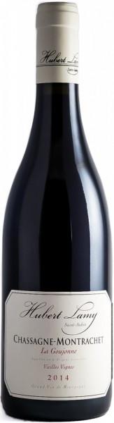 "Вино Domaine Hubert Lamy, Chassagne-Montrachet ""La Goujonne"" AOC, 2014"