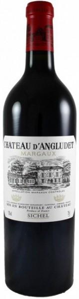Вино Chateau d'Angludet, Margaux AOC, 2007