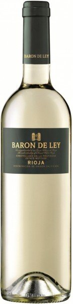 Вино Baron de Ley, Blanco, Rioja DOC, 2014