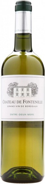 """Вино """"Chateau de Fontenille"""" Blanc, Bordeaux AOC, 2014"""