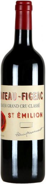 Вино Chateau Figeac, Saint-Emilion AOC 1-er Grand Cru Classe, 2011