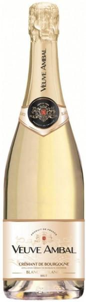 Игристое вино Veuve Ambal, Blanc de Blancs Brut, Cremant de Bourgogne AOC