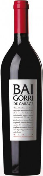 Вино Baigorri de Garage, 2007