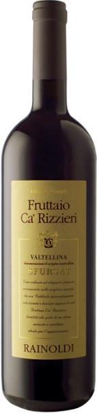 Вино Fruttaio Ca' Rizzieri Sfursat di Valtellina DOCG 2000
