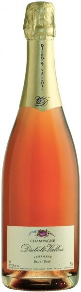 Шампанское Diebolt-Vallois, Brut Rose, Champagne AOC