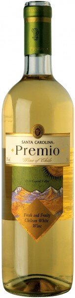 "Вино ""Premio"" Blanco, Central Valley DO"