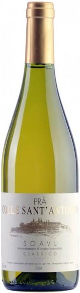 """Вино """"Colle Sant'Antonio"""", Soave Classico DOC, 2007, 1.5 л"""