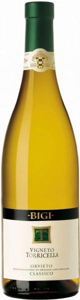 """Вино """"Vigneto Torricella"""", Orvieto Classico DOC, 2012"""