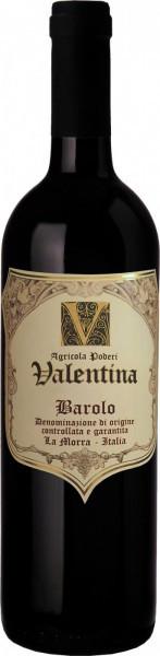 Вино Agricola Poderi Valentina, Barolo DOCG