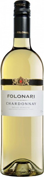Вино Folonari, Chardonnay delle Venezie IGT, 2015