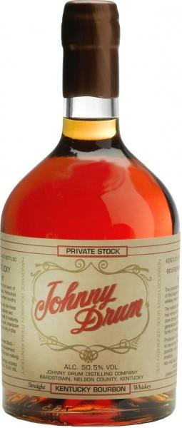 "Виски ""Johnny Drum"" Private Stock, 0.75 л"
